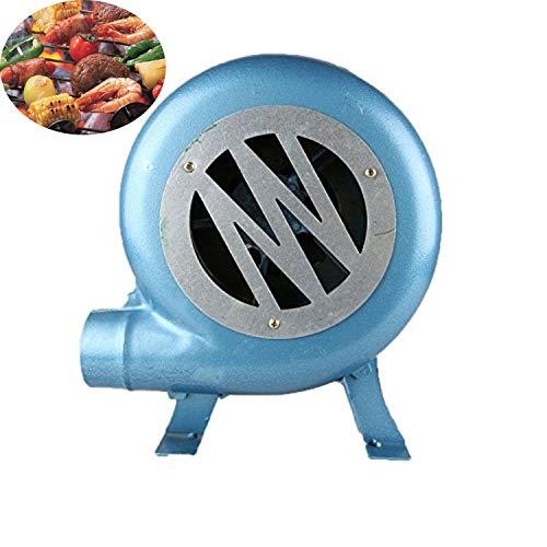 FEZBD Ventola di Cottura Ventilatore d'Aria BBQ Soffietto a Mano Manovella motorizzata Ventilatore d'Aria Ventilatore BBQ Ventilatore a Soffietto per Griglie a Carbone, Tailgating, Campfires,b150w