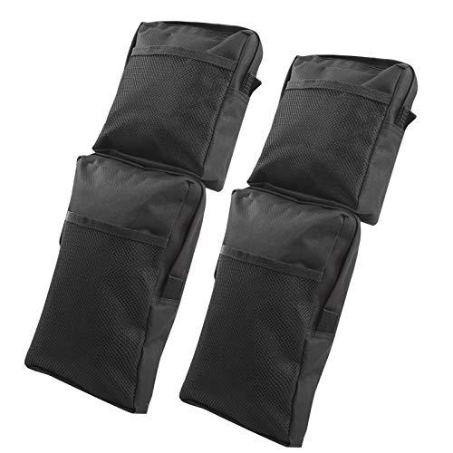 FOLOSAFENAR ATV Saddle Bag Poliéster Reutilizable Almacenamiento Bolsas de Caza Durables, para Llevar teléfonos móviles, Dispositivos GPS