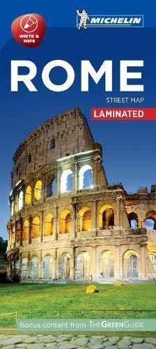 Plano Roma laminated (Planos Michelin)