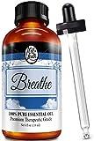 4oz Bulk Breathe Blend Essential Oil – Therapeutic Grade – Pure & Natural Breathe Blend Oil
