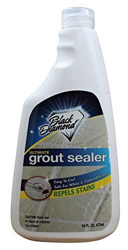 Black Diamond Stoneworks Ultimate Grout Sealer