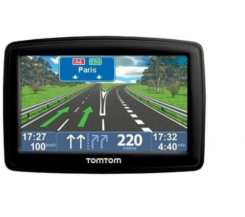 TomTom–XL V4IQ Routes edition2Europa Refurb Navigationssystem 'Hat die Onboard Fester, 16: 9Kette Info Traffic (TMC) (Produkt Import)