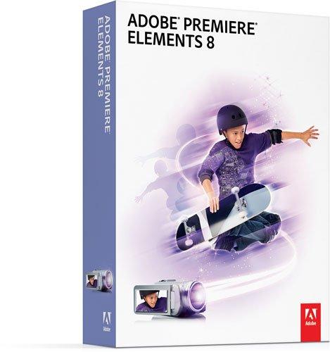 Adobe Premiere Elements 8 deutsch WIN [import allemand]