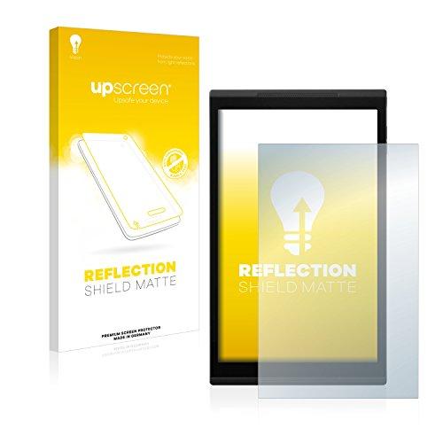 upscreen Entspiegelungs-Schutzfolie kompatibel mit Medion X10300 (MD 60348) – Anti-Reflex Bildschirmschutz-Folie Matt