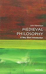 Medieval Philosophy: A Very Short Introduction Book Cover