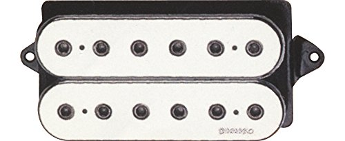 Read About DiMarzio DP159 Evolution Bridge Pickup White F-Space