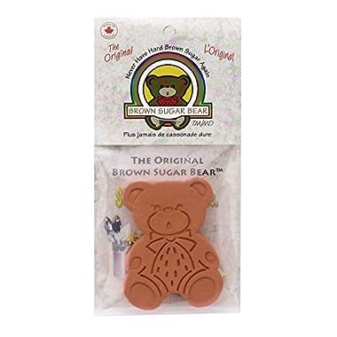 Brown Sugar Bear Original Brown Sugar Saver and Softener, Terracotta