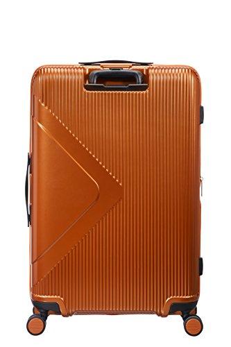[アメリカンツーリスター]スーツケースキャリーケースモダンドリームスピナー78/29エキスパンダブルTSA保証付100L77.5cm4.4kgコッパーオレンジ