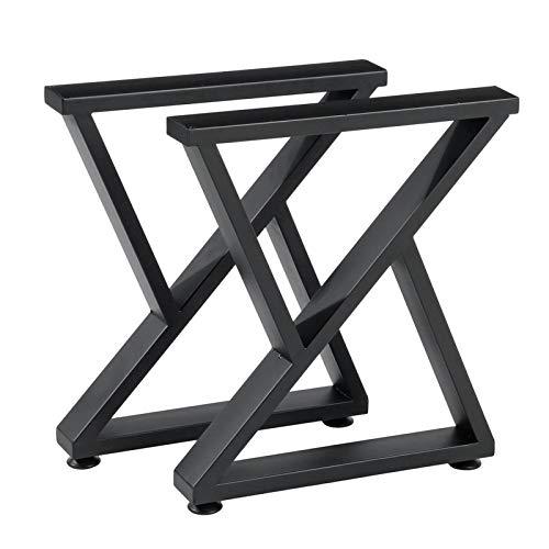 Piernas de Mesa Accesorios de Muebles de Metal Mesa de café Muebles de Mesa Piernas con Protectores de Suelo Matear Sala de Estar Meubles