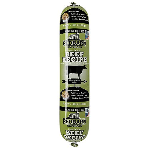 Redbarn Beef Dog Food Roll