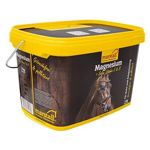 marstall Premium-Pferdefutter Magnesium, 1er Pack (1 x 3 kilograms)