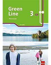 Green Line 3 G9: Workbook mit Audios Klasse 7 (Green Line G9. Ausgabe ab 2019)