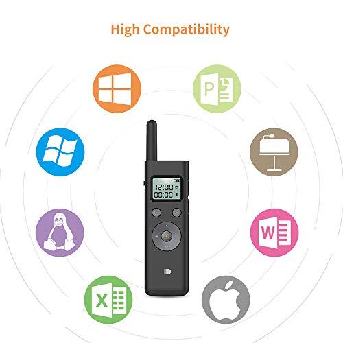 SMBYQ Presentador inalámbrico 2.4 GHz
