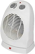 ZFDMDD Fan Heater,2000W Portable Mini Heater 2 Heating Settings Electric Heater for Home Office Bathroom Silent Energy Saving