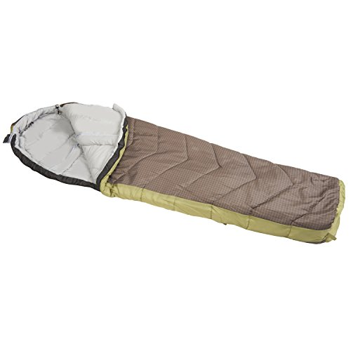 Suisse Sport Alpine Adult Mummy Double Layer Sleeping Bag 33...