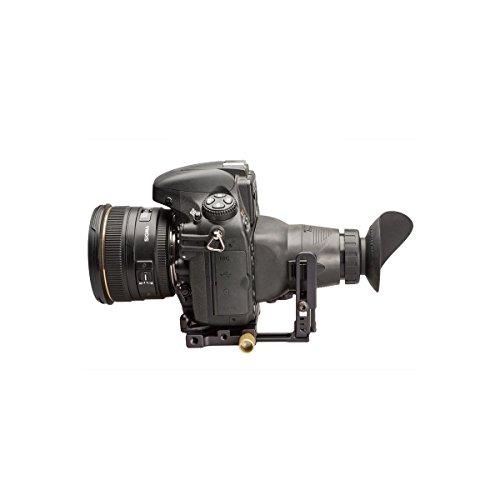Hoodman Model HLVKIT Live View Kit DSLR Camera Viewfinder Sun Shade