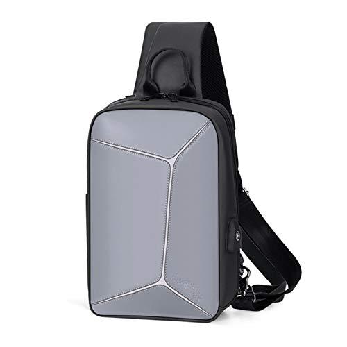 G&F Mochila antirrobo Mochila universitaria Ligera Durable con Puerto de Carga USB Mochila para Hombres