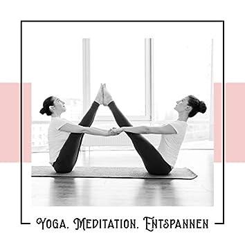 Yoga, Meditation, Entspannen - Nature Sounds Musiksammlung zur Selbstpflege Praxis