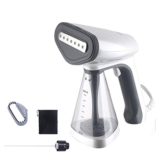 Check Out This MieMoi Clothes Steamer Handheld Garment Steamer Portable 1500W for Home and Travel, V...