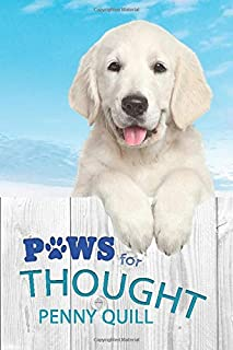 Paws for Thought: A Discreet Password Book With Tabs to Protect Your Usernames, Passwords and Other Internet Login Information | 4 x 6 inches Puppy Edition (Pocket Password Books)
