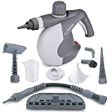 PurSteam World's Best Steamers Chemical-Free Cleaning PurSteam Handheld Pressurized Steam Cleaner...