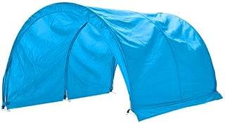 Ikea KURA Bed tent, turquoise