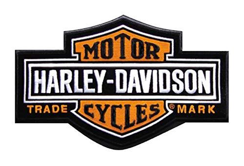 Harley-Davidson Long B&S Medium Patch