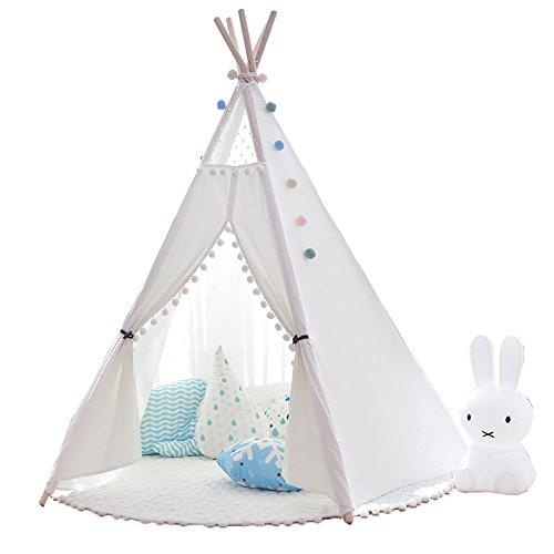little dove Tipi Kinderzelt Spielzelt Tippi Indianer Indianerzelt Kinderzimmer Spielzimmer Zelt