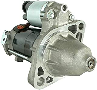 DB Electrical SND0542 Starter For Acura 2.0 2.0L RSX / 31200-PRB-A01, DSDH9 31200-PRB-A11, DSDHL