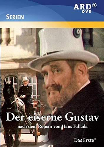 Der eiserne Gustav - alle 7 Teile [3 DVDs]