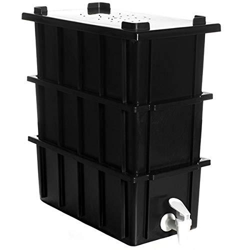 Mini Composteira Doméstica 4 Litros