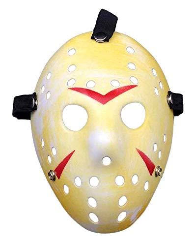 Jason-masker - vorhees - keeper - carnaval - halloween - hockey - origineel idee voor een verjaardagscadeau voor kerstmis
