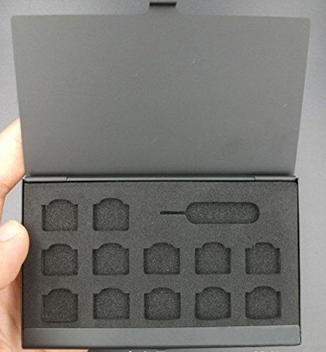 BlueCraft『nanoSIMカード収納用アルミケース』
