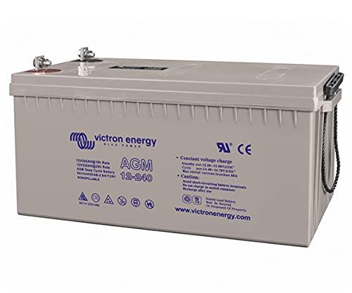Batería AGM Deep Cycle 12V 220Ah M8 - Ciclo Profundo Especial Aplicaciones Solares