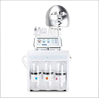 DX.JLY 8 in 1 Multifunction Hydrogen Oxygen Small Bubble Micro Massage Skin Rejuvenation Instrument Beauty Wrinkle Removal Facial Machine