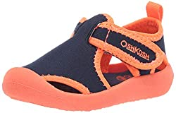 Top 10 Best Water Shoes for Kids on Amazon featured by top Hawaii travel blog, Hawaii Travel with Kids: OshKosh aqua shoes