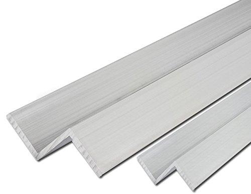 Aluminium Z-Profil Schiene Walzblankes Alu Profil 30x30x30x3mm 1000mm