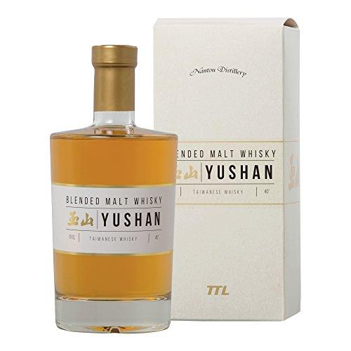 Yushan Whisky 1 x 70 cl