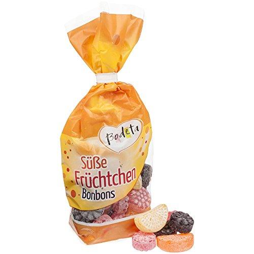 Bodeta Süße Früchtchen Bonbons 200g