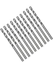 50PCS / SET Professional Boren Set High Speed Steel Mini Boren Twist Drill Bit Tool Voor Hout kunststof en metaal (1.0-3.0mm) voor het dagelijks leven Hulpmiddelen