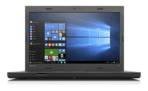 Lenovo ThinkPad L460 2.3GHz i5-6200U Intel Core i5 della sesta generazione 14' 1920 x 1080Pixel 3G 4G Nero Computer portatile