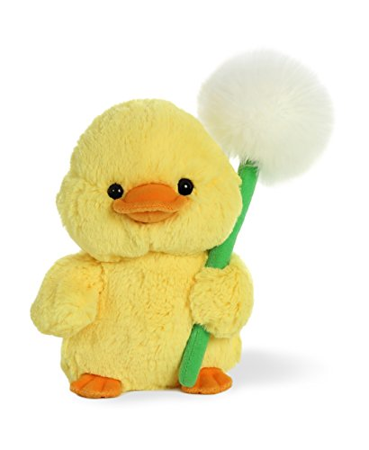 Aurora World Rainy Day Buddies Plush Toy, 9', Yellow