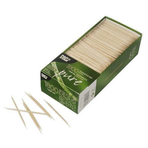 Zahnstocher, Holz