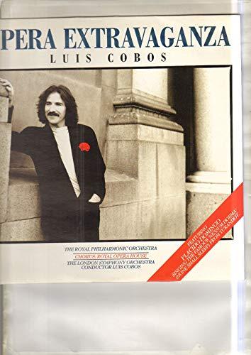LUIS COBOS - OPERA EXTRAVAGANZA - LP