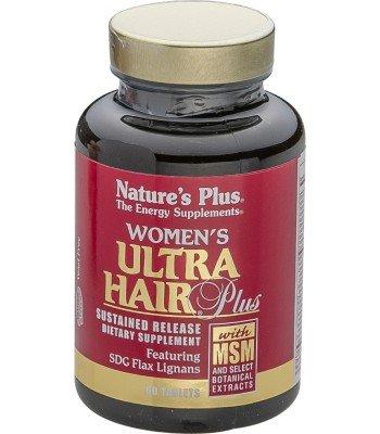 Nature`s Plus Women's Ultra Hair Plus 60 Tabletten