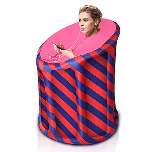 Thuis Steam Sauna Sauna Cabin Sauna Bath Box Afslanken Gezicht Lichaam Remote Control Temperatuur, Loss Weight Afslanken Skin Spa Machine