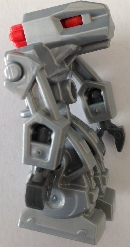 Lego Exo-Force Minifigure: Silver Devastator Robot