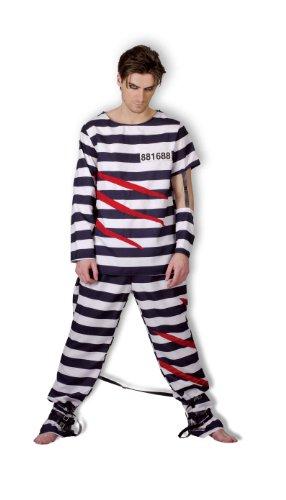 Perkins Humatt 51258 Fuga da Alcatraz Costume