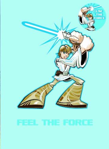 Star Wars SW330 verjaardagskaart (in het Engels)