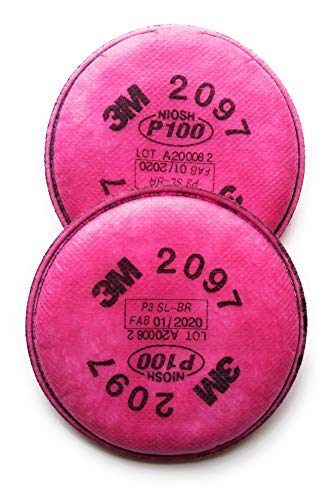 3M Particulate Filter 2097  (2 Pack)